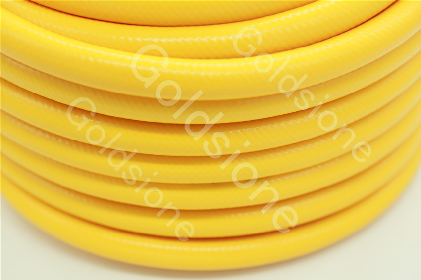 PVC Agriculture Spray Hose With Double Fibers