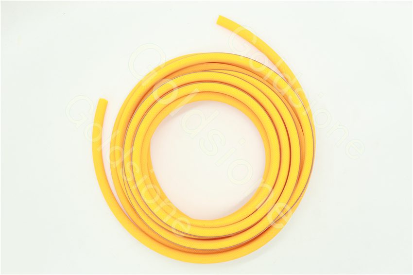 PVC Gas Hose With Double Fibers