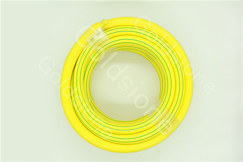 PVC four layers garden hose
