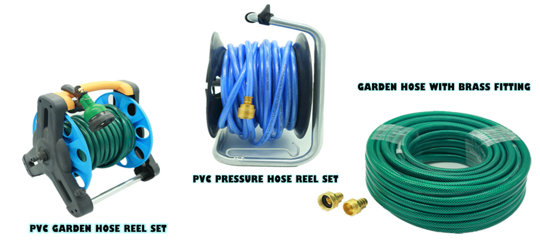 PVC Air Water Spray Hose